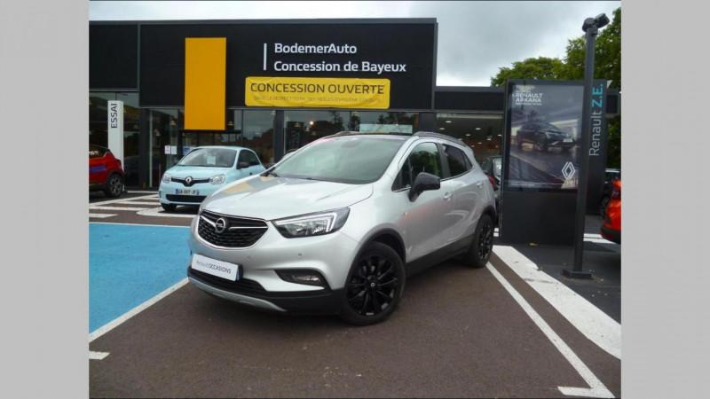 Opel Mokka X 1.6 CDTI - 136 ch 4x2 Color Edition Gris occasion à BAYEUX