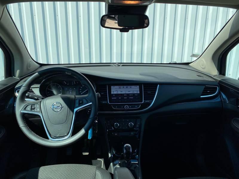 Opel Mokka X 1.6 CDTI - 136 ch 4x2 Midnight Edition Noir occasion à Libourne - photo n°8