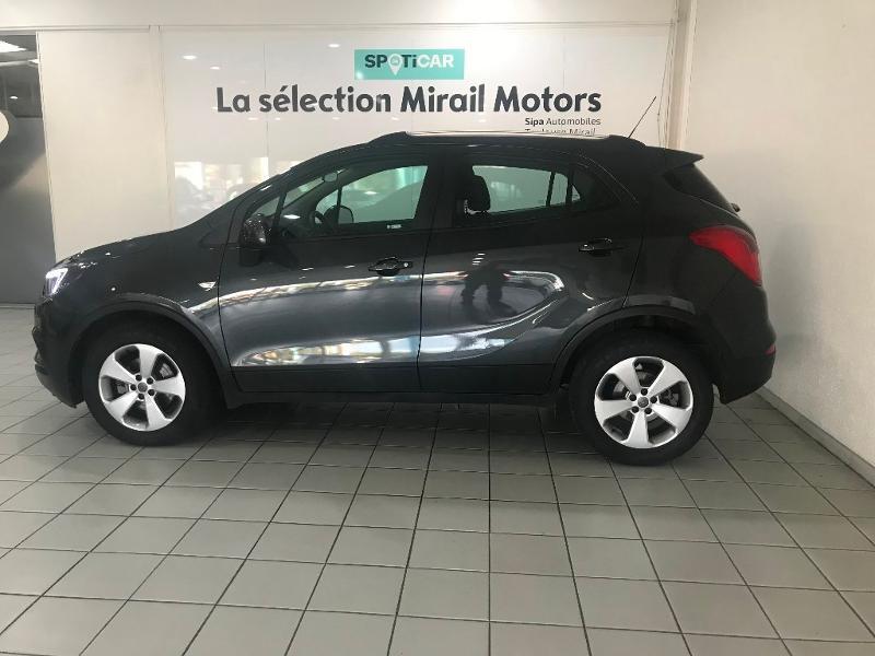 Opel Mokka X 1.6 D 110ch Ecotec Edition 4x2 Gris occasion à Toulouse - photo n°7