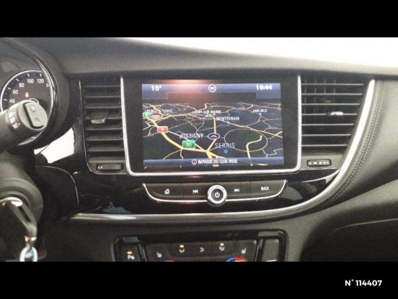 Opel Mokka X 1.6 D 136 Elite 4x2 Euro6d-T Gris occasion à Montévrain - photo n°4