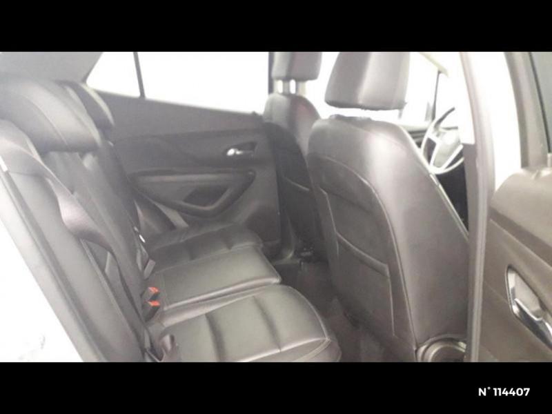 Opel Mokka X 1.6 D 136 Elite 4x2 Euro6d-T Gris occasion à Montévrain - photo n°15