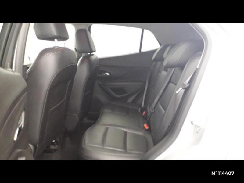Opel Mokka X 1.6 D 136 Elite 4x2 Euro6d-T Gris occasion à Montévrain - photo n°10