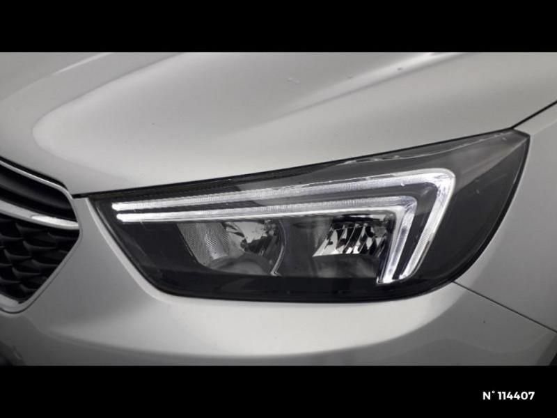Opel Mokka X 1.6 D 136 Elite 4x2 Euro6d-T Gris occasion à Montévrain - photo n°14