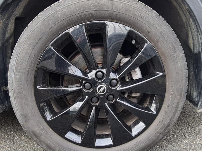 Opel Mokka X 1.6 D 136ch BlueInjection Black Edition 4x2 Gris occasion à Vert-Saint-Denis - photo n°10