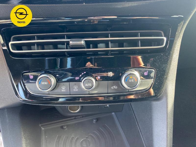 Opel Mokka 1.2 Turbo 130ch GS Line BVA8 Gris occasion à Barberey-Saint-Sulpice - photo n°16