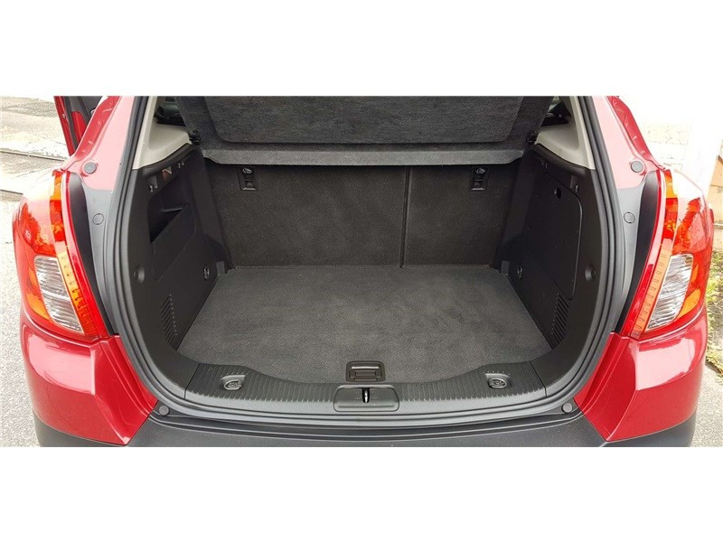 Opel Mokka 1.4 TURBO - 140 CH 4X2 START&STOP Cosmo Pack Rouge occasion à Muret - photo n°15