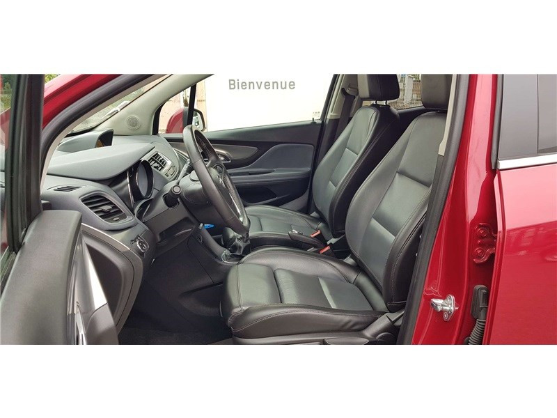 Opel Mokka 1.4 TURBO - 140 CH 4X2 START&STOP Cosmo Pack Rouge occasion à Muret - photo n°12