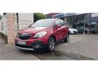 Opel Mokka 1.4 TURBO - 140 CH 4X2 START&STOP Cosmo Pack Rouge 2014 - annonce de voiture en vente sur Auto Sélection.com