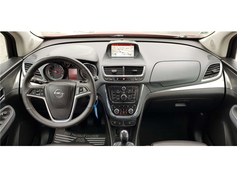 Opel Mokka 1.4 TURBO - 140 CH 4X2 START&STOP Cosmo Pack Rouge occasion à Muret - photo n°14