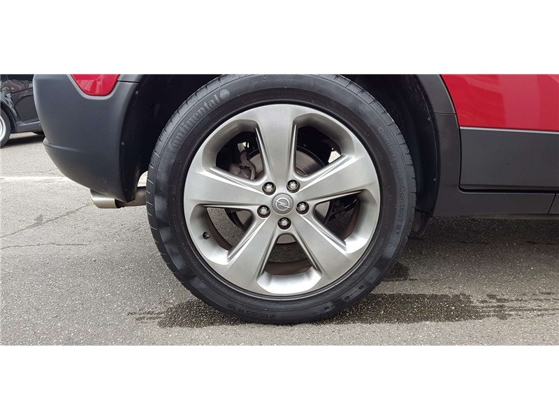 Opel Mokka 1.4 TURBO - 140 CH 4X2 START&STOP Cosmo Pack Rouge occasion à Muret - photo n°6