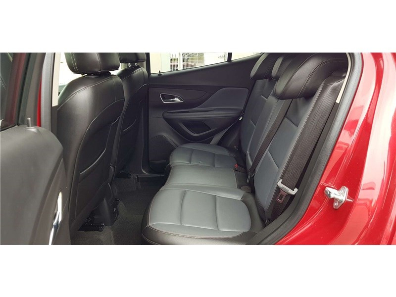 Opel Mokka 1.4 TURBO - 140 CH 4X2 START&STOP Cosmo Pack Rouge occasion à Muret - photo n°13