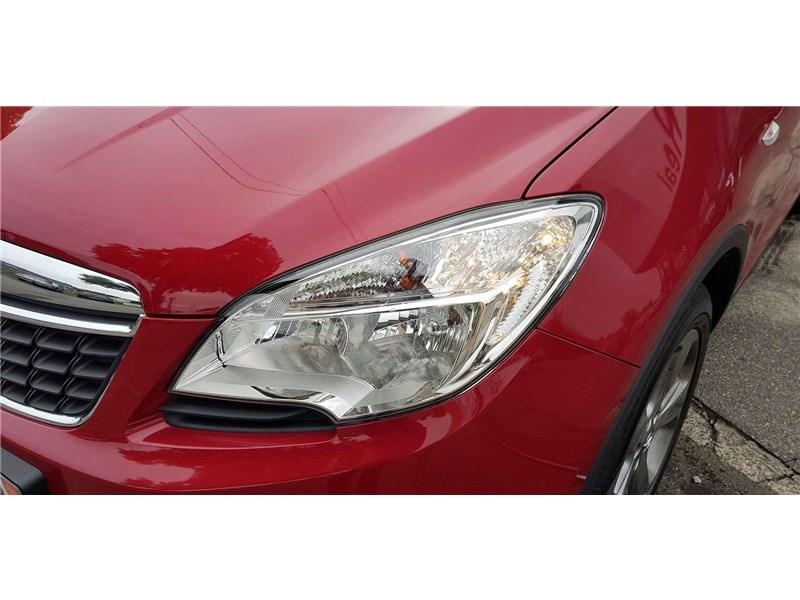 Opel Mokka 1.4 TURBO - 140 CH 4X2 START&STOP Cosmo Pack Rouge occasion à Muret - photo n°11