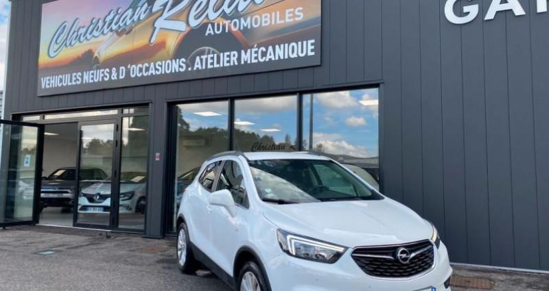 Opel Mokka 1.6 CDRI 136 kms Blanc occasion à LA TALAUDIERE