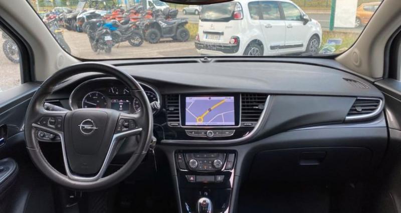 Opel Mokka 1.6 CDRI 136 kms Blanc occasion à LA TALAUDIERE - photo n°3