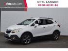 Opel Mokka 1.7 CDTI - 130 ch FAP 4x2 ecoFLEX Start&Stop Cosmo Blanc à Toulenne 33