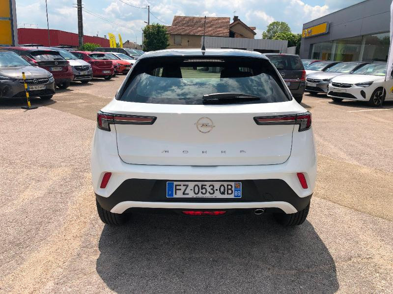 Opel Mokka EDITION 5P 1.5 Diesel 110ch BVM6 (2021C) Blanc occasion à Auxerre - photo n°7
