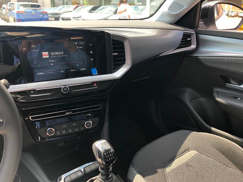 Opel Mokka EDITION 5P 1.5 Diesel 110ch BVM6 (2021C) Blanc occasion à Auxerre - photo n°11