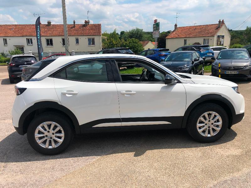 Opel Mokka EDITION 5P 1.5 Diesel 110ch BVM6 (2021C) Blanc occasion à Auxerre - photo n°4