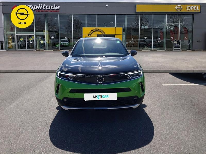 Opel Mokka Mokka-e 136ch Ultimate Vert occasion à Vert-Saint-Denis - photo n°4