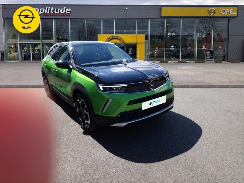 Opel Mokka Mokka-e 136ch Ultimate Vert occasion à Vert-Saint-Denis - photo n°6