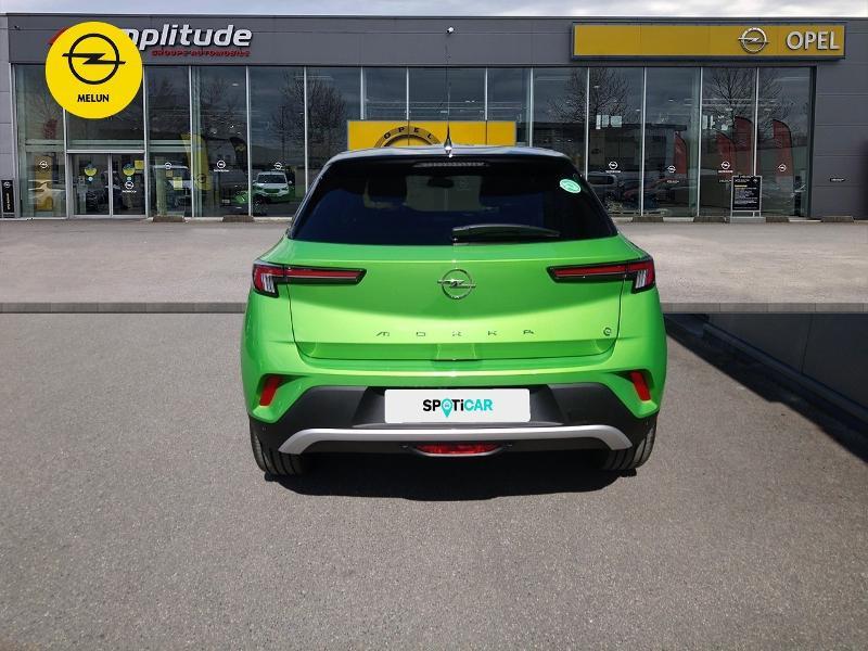 Opel Mokka Mokka-e 136ch Ultimate Vert occasion à Vert-Saint-Denis - photo n°5