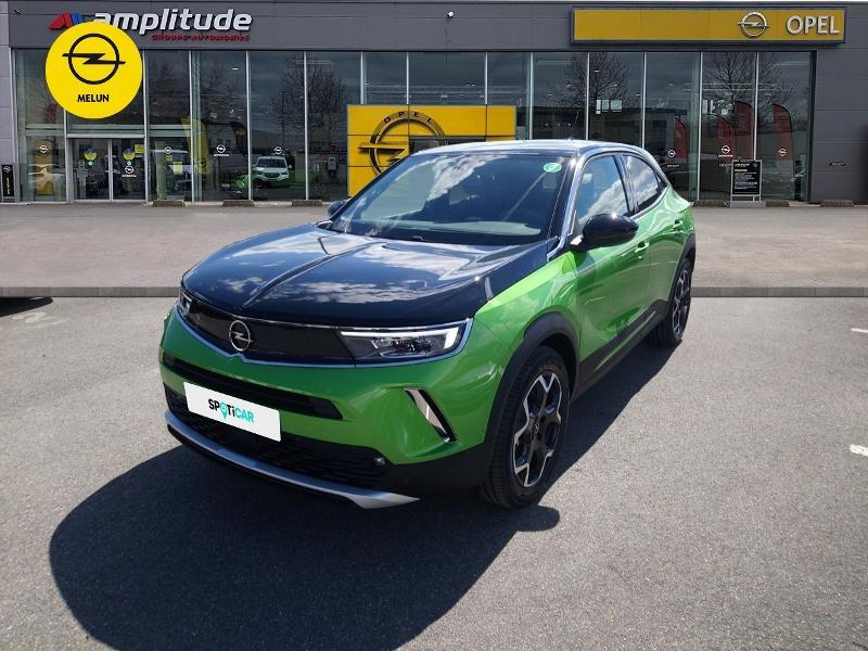 Opel Mokka Mokka-e 136ch Ultimate Vert occasion à Vert-Saint-Denis