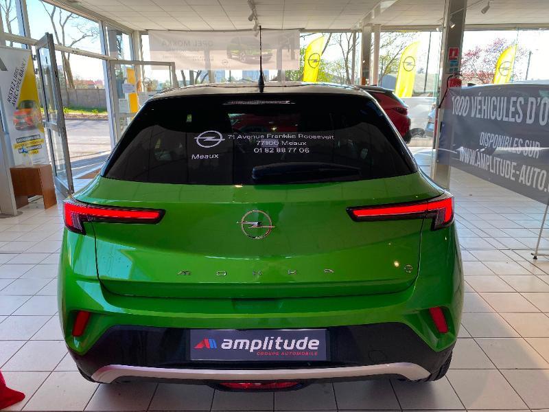 Opel Mokka Mokka-e 136ch Ultimate Vert occasion à Meaux - photo n°7