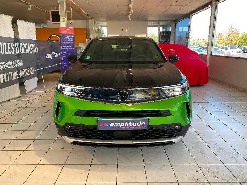 Opel Mokka Mokka-e 136ch Ultimate Vert occasion à Meaux - photo n°2
