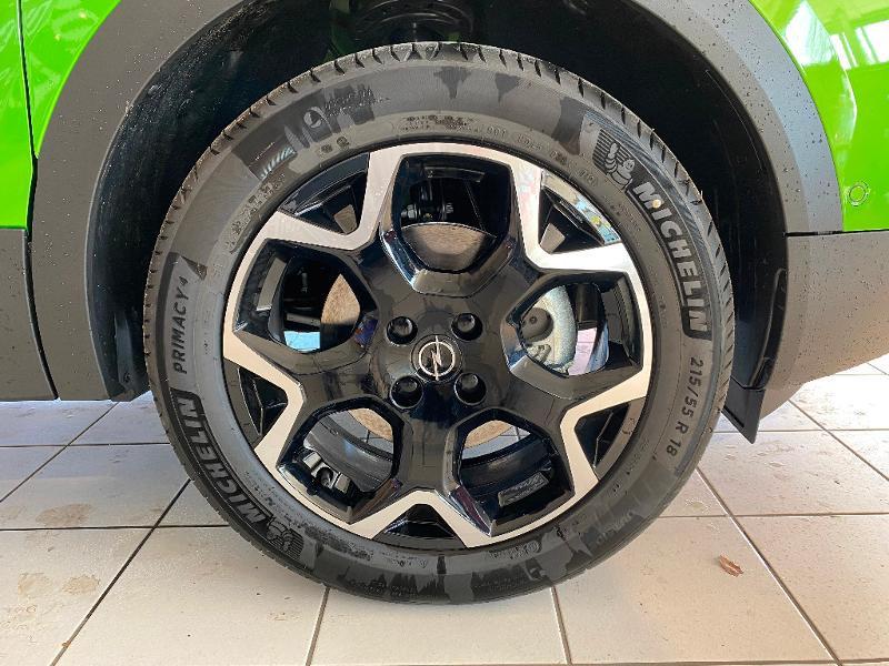 Opel Mokka Mokka-e 136ch Ultimate Vert occasion à Meaux - photo n°5