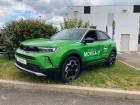 Opel Mokka ULTIMATE ELEC 100KW (2021B) Vert à Auxerre 89