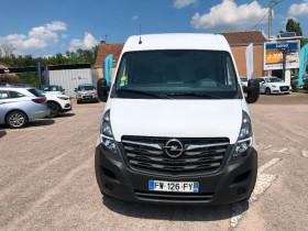 Opel Movano occasion à Auxerre