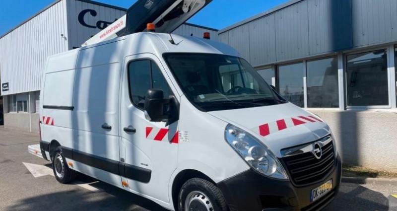 Opel Movano l2h2 nacelle Time France 3 places  occasion à LA BOISSE