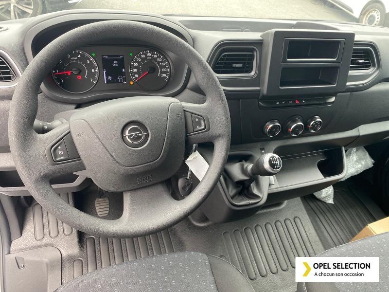 Opel Movano RJ3500 L3 2.3 CDTI 145ch BiTurbo Start/Stop Blanc occasion à CASTRES - photo n°7