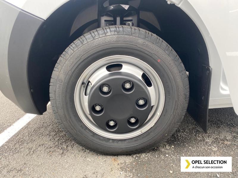 Opel Movano RJ3500 L3 2.3 CDTI 145ch BiTurbo Start/Stop Blanc occasion à CASTRES - photo n°9