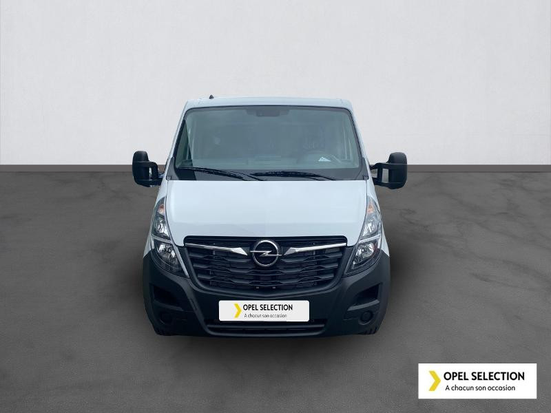 Opel Movano RJ3500 L3 2.3 CDTI 145ch BiTurbo Start/Stop Blanc occasion à CASTRES - photo n°2