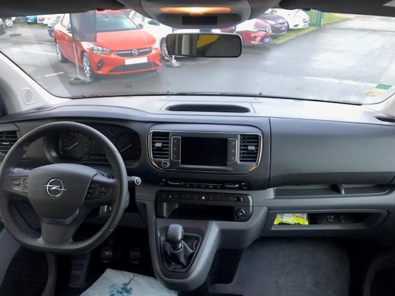 Opel Vivaro combi L3 1.5 D 120ch Standard Noir occasion à Vert-Saint-Denis - photo n°6