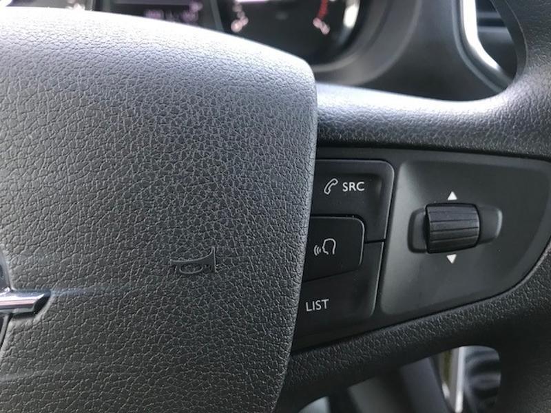 Opel Vivaro combi L3 1.5 D 120ch Standard Noir occasion à Vert-Saint-Denis - photo n°12