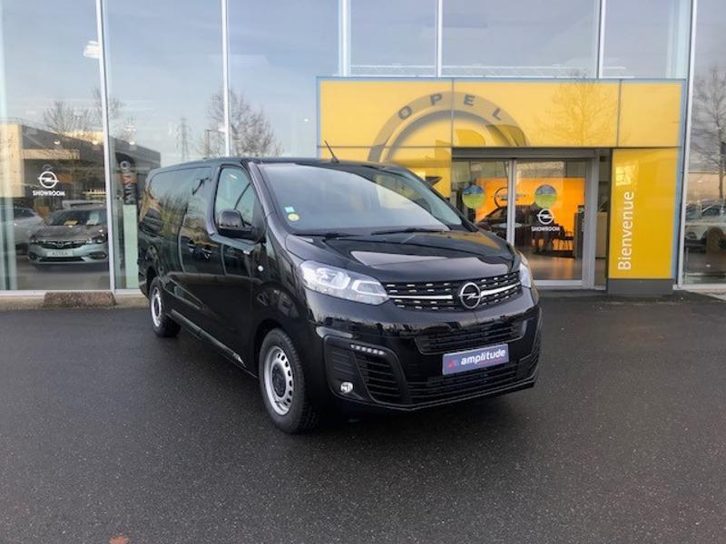Opel Vivaro combi L3 1.5 D 120ch Standard Noir occasion à Vert-Saint-Denis