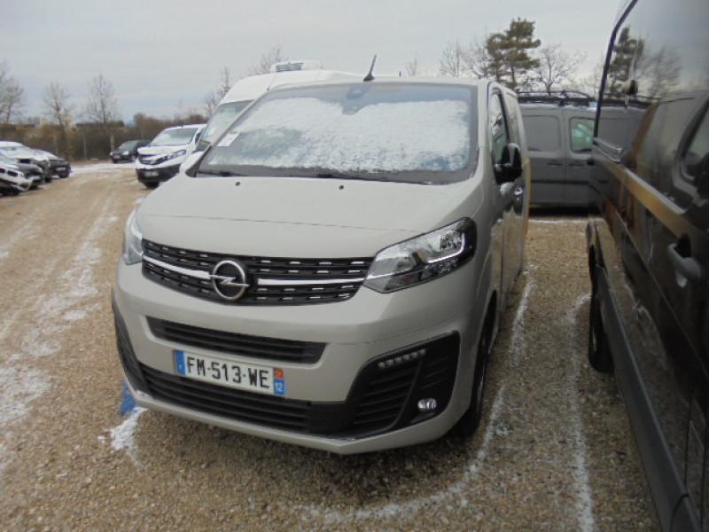 Opel Vivaro 1.6 CDTi 177 / FM513 Gris occasion à Espalion - photo n°2