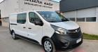 Opel Vivaro 6 places cabine approfondie 2018  à LA BOISSE 01