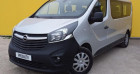 Opel Vivaro COMBI K2900 L2H1 1.6 CDTI 125 ch Bi-Turbo ecoFlex S/S Pack C Gris à Fontenay-le-vicomte 91