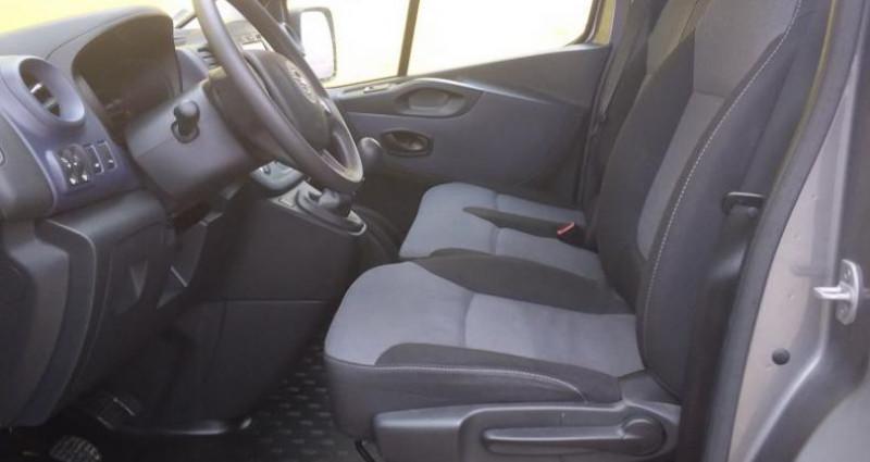 Opel Vivaro COMBI K2900 L2H1 1.6 CDTI 125 ch Bi-Turbo ecoFlex S/S Pack C Gris occasion à Fontenay-le-vicomte - photo n°7