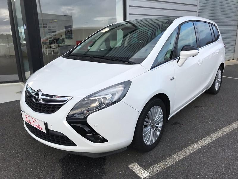 Opel Zafira 1.6 CDTI 134CH BLUEINJECTION BUSINESS EDITION Blanc occasion à Plougastel-Daoulas