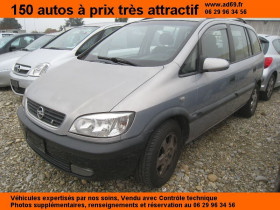 Opel Zafira Gris, garage VOITURE PAS CHERE RHONE ALPES à Saint-Bonnet-de-Mure