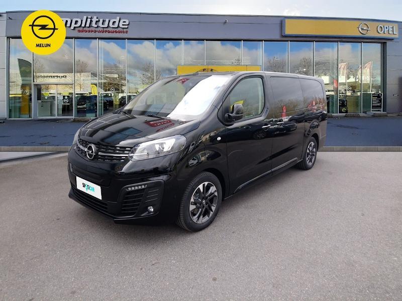 Opel Zafira L3 Zafira-e Life 200 136ch Business Elegance Noir occasion à Vert-Saint-Denis