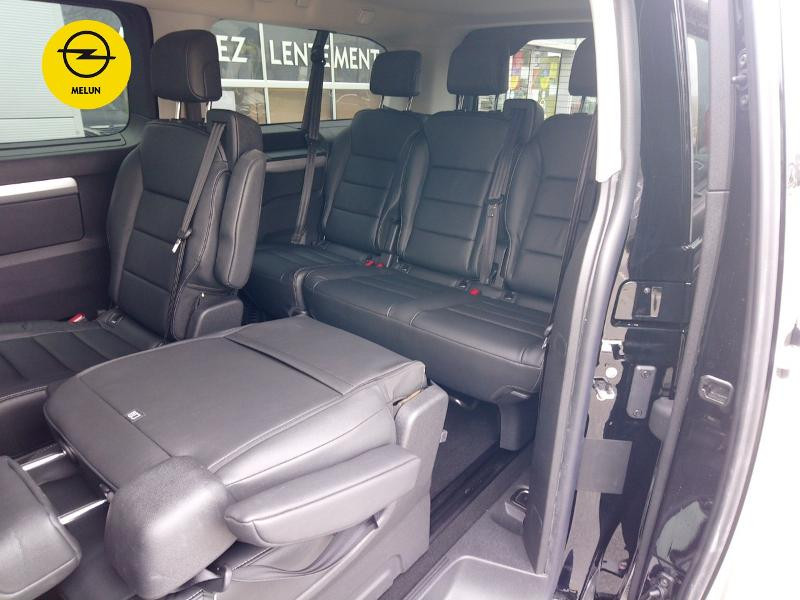 Opel Zafira L3 Zafira-e Life 200 136ch Business Elegance Noir occasion à Vert-Saint-Denis - photo n°20