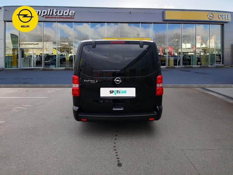 Opel Zafira L3 Zafira-e Life 200 136ch Business Elegance Noir occasion à Vert-Saint-Denis - photo n°5