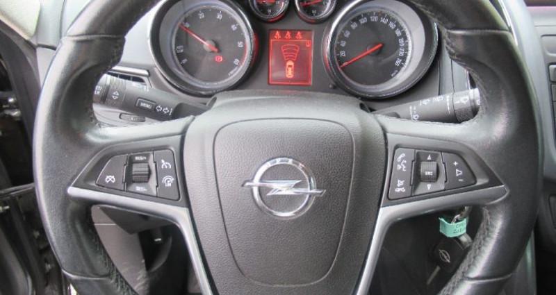 Opel Zafira TOURER 2.0 CDTI 130 ch  Cosmo Gris occasion à Saint Parres Aux Tertres - photo n°7