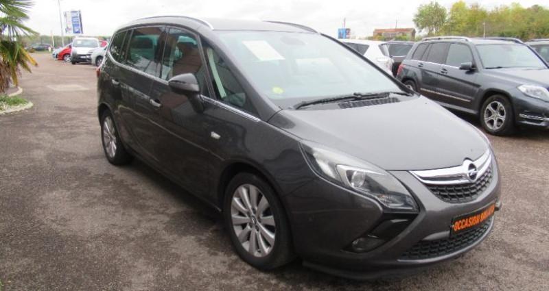 Opel Zafira TOURER 2.0 CDTI 130 ch  Cosmo Gris occasion à Saint Parres Aux Tertres - photo n°2