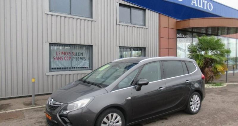 Opel Zafira TOURER 2.0 CDTI 130 ch  Cosmo Gris occasion à Saint Parres Aux Tertres
